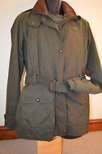 Le Chameau Ladies Belted Kotkar 38/40 Coat