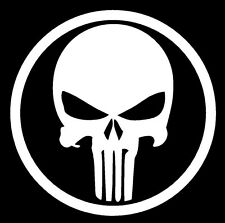 PUNISHER Assassin Movie Marvel Legend Kyle Vinyl Decal Sticker Window Wall Car