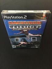 Backyard Wrestling: Don't Try This at Home Sony PlayStation 2 NEW SEALED GAME