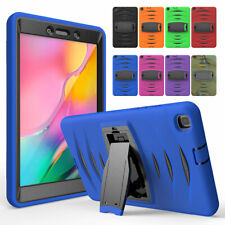 Rugged Shockproof Stand Case For Samsung Galaxy Tab A 8.0 2019 8 Inch Tablet