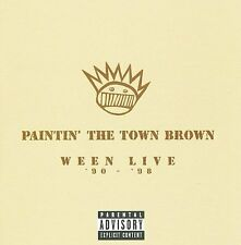 WEEN - PAINTIN' THE TOWN BROWN: WEEN LIVE '90-'98 [PA] USED - VERY GOOD CD