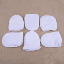 Reusable Wash Face Mitts Cleansing Glove Microfiber Facial Body Cleansing Glove