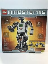 LEGO Mindstorms NXT Programable Robot In Box Parts Only!