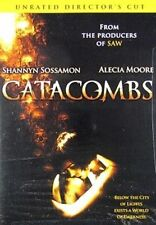 Catacombs 0031398224624 With Shannyn Sossamon DVD Region 1