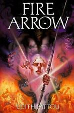 Fire Arrow: The Second Song of Eirren, Pattou, Edith, Good Condition, Book