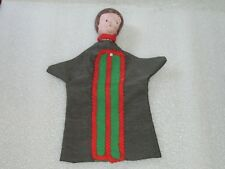 Vintage Hand/Glove Puppet Marionette Doll, Ussr/ Russia?