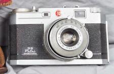 Vintage Petri 2.8 35mm Rangefinder Camera Kuribayashi Japan 45mm f 2.8 Lens ajd