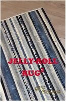 Jelly-Roll Rug 2 by R.J. Designs