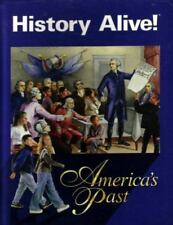 History Alive! : America's Past by Bert Bower (2003, Hardcover)