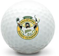 1 Dozen (Rickey Henderson Legends Hall Of Fame Logo) Nike Assorted Golf Balls