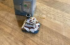 """Harbour Lights Christmas Ornament Lighthouse """"Colchester Reef """" Vermont 1997"""