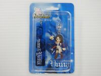 Final Fantasy X-2 Original Figure Mascot strap YUNA Songstress Square Japan