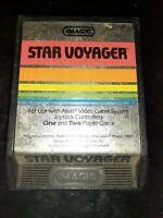 Star Voyager (Atari 2600, 1982) *BUY 2 GET 1 FREE +FREE SHIPPING*