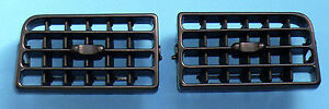 Instrument Panel Vent Louvre Kit L&R | 92-95 Tracker Sidekick | Genuine OEM NEW!