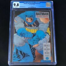 Batman The Dark Knight Returns #2 💥 CGC 9.8 WHITE Pages 💥 DC Comic 1986