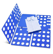 Adjustable Clothes Folder Board T-Shirts Flip Fold Closet Laundry Organizer US
