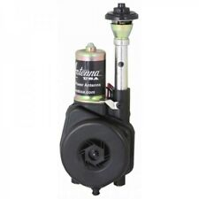 Retrosound Compact Black Mast Stumpy Electric Automatic AM/FM Antenna PA-03B