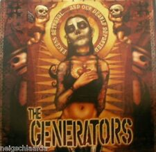GENERATORS – EXCESS BETRAYAL.... CD
