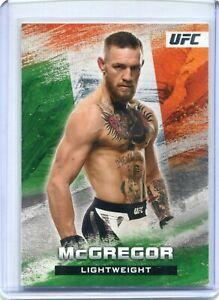 2020 TOPPS UFC BLOODLINES INSERT IRELAND CONOR McGREGOR #UFCB-15