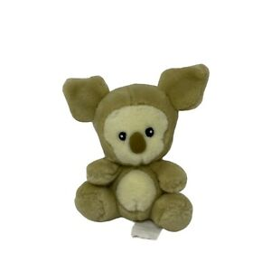 "2002 Neopets Harris Plush Beige Koala 6"" Stuffed Animal toy Limited Edition"