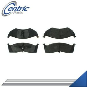 FRONT SEMI-METALLIC BRAKE PADS LEFT & RIGHT SET FOR 1995-2001 PLYMOUTH NEON