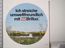 Adesivo sticker brillux-COLORI-ambiente-cancellare - Facciata - (m1110)