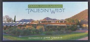 Frank Lloyd Wright Taliesin West Notecards Scottsdale Arizona