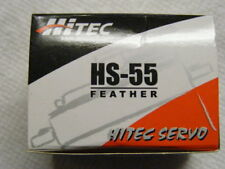 HITEC #31055S HS-55 FEATHER Servo - HITEC/JR/Z