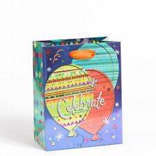 Birthday Balloon Wishes Medium Gift Bag