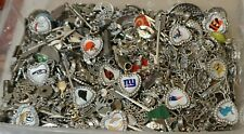 125 mix of  European charms, 925 Single core beads, beads crystal metal