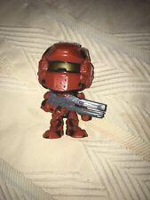 Funko Pop Halo 4 Spartan Warrior Red Loose