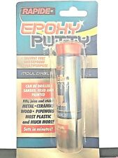 RAPIDE Multi-Purpose Epoxy Putty Filler mouldable,solvent free,super strong, 57g
