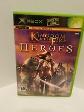 Kingdom Under Fire - Heroes (XBOX) ***COMPLETE - EXCELLENT CONDITION***