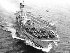 ROYAL NAVY AIRCRAFT CARRIER HMS ARK ROYAL IN THE MEDITERRANEAN IN 1971
