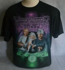 The Moody Blues Rock Band T-Shirt Large Black