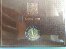 Moneta Commemorativa 2 Euro - XXVI Giornata Mondiale della Gioventù Madrid  2011
