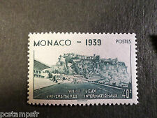 MONACO 1939, timbre 195, SPORT STADE LOUIS II, neuf**, VF MNH STAMP