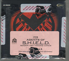 Marvel Agents of SHIELD Season 2  - 1 Factory Sealed ARCHIVE BOX - S.H.I.E.L.D.