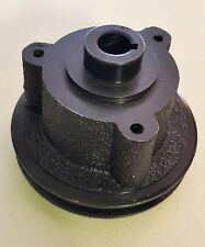 PEUGEOT 403  water pump iron pulley  NEW RECENTLY MADE