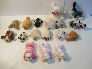 Lot Miniature Pound Puppies Dogs  / Misc Dogs