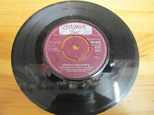 "RED 1401 UK 7"" 45RPM 1963 ARTHUR ALEXANDER EP VG/G"
