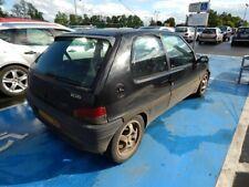 Peugeot 106 Xsi Phase 1 rare original boot spoiler