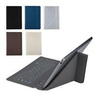 """Ultrathin Leather Bluetooth Smart Case Cover for iPad mini 2/3/4/5 7.9""""Keyboard"""