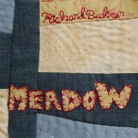 Richard Buckner - Meadow [New CD]