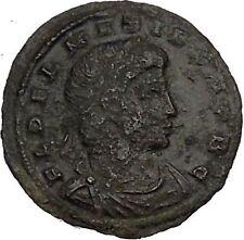 DELMATIUS Dalmatius 335AD Roman Caesar  Ancient Coin Soldiers Legions  i52822