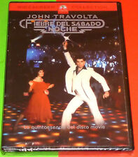 FIEBRE DEL SABADO NOCHE / Saturday Night Fever - English español DVD R2 Precinta