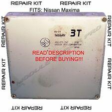 Repair kit Fits: 2000 2001 2002 Nissan Maxima Engine Computer Module ECU ECM