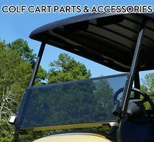 Smoke Windshield Windscreen for Golf Cart Club Car Precedent 2004-up Acrylic
