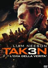 TAKEN 3 - L'ora Della Verita' (DVD) con LIAM NEESON,Maggie Grace,Forest Whitaker