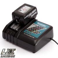 Makita BL1850 18v LXT 5.0Ah Battery + DC18RC Charger For Makita DTM50Z, DTM51Z